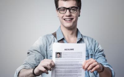 Making A Modern Resume