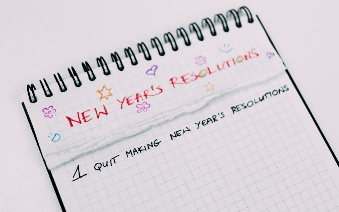 Why You Should Never Use New Year's Resolutions