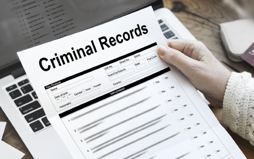 Criminal Records Shouldn't Lock Up Your Career Search